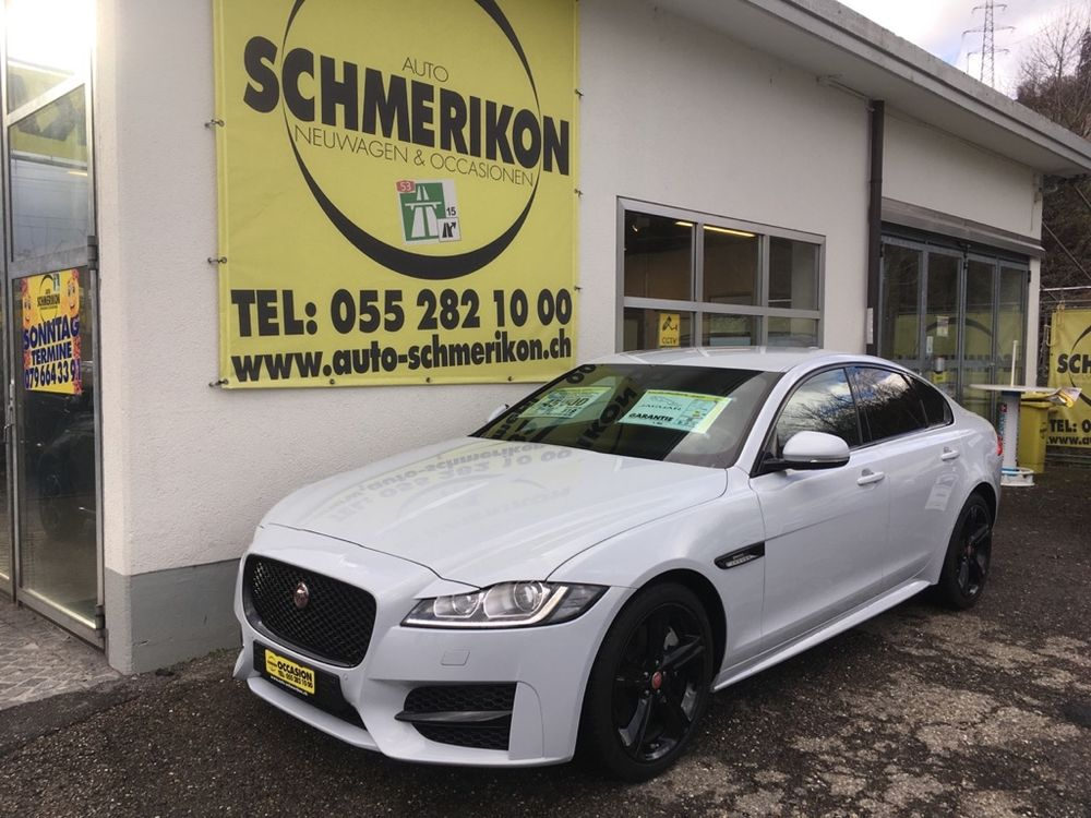 Jaguar XF 30d R-Sport 300PS Automatic