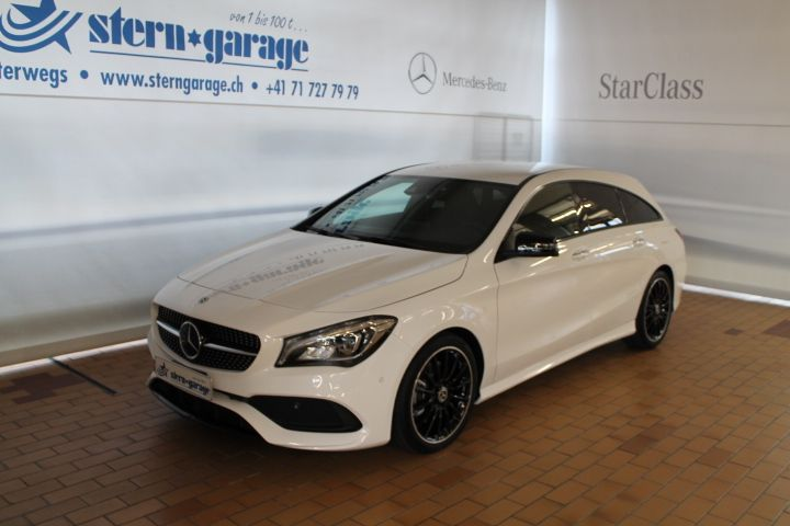 Mercedes-Benz CLA 250 4Matic AMG Line Shooting Bra
