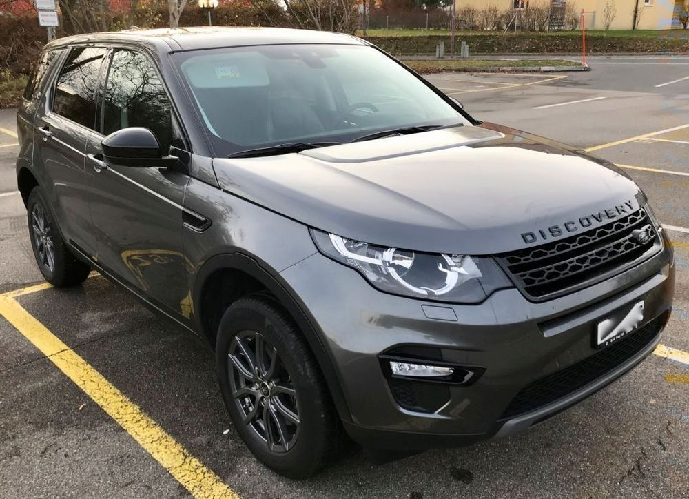 LAND ROVER Discovery Sport 2.0 Si4 SE AT9