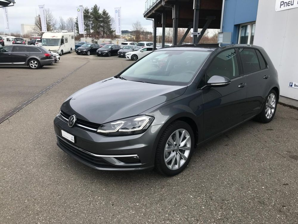 VW Golf 1.5 TSI EVO Highline