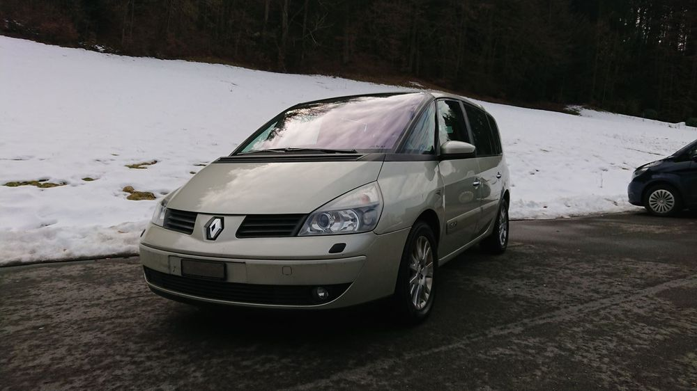 RENAULT Espace 3.0 dCi Initiale Automatic