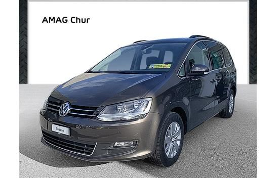 VW Sharan 2.0 TDI BMT Comfortline 4Motion