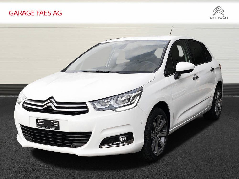 Citroen C4 1.6 BlueHDi 120 Shine