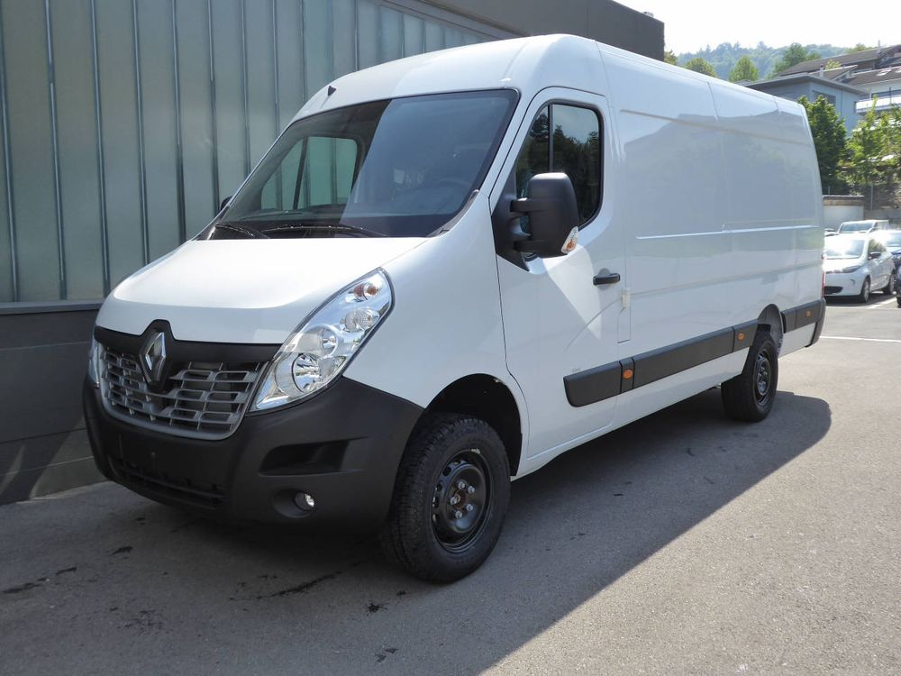 Renault Master Kaw. 3.5 t L3H2 2.3 dCi 145PS 4x4