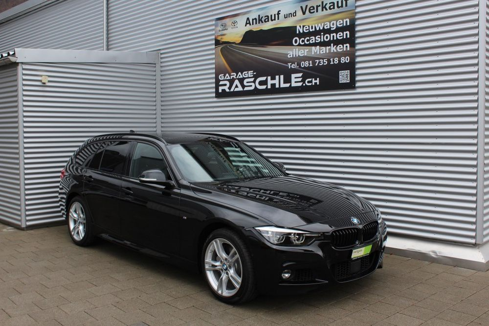 BMW 340i xDrive Touring Edition M Sport Ste