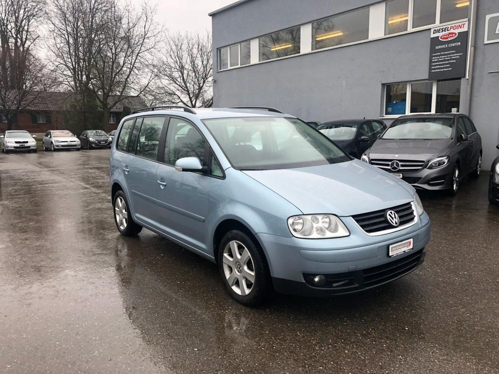 VW Touran 2.0 TDI Trendline Traveller