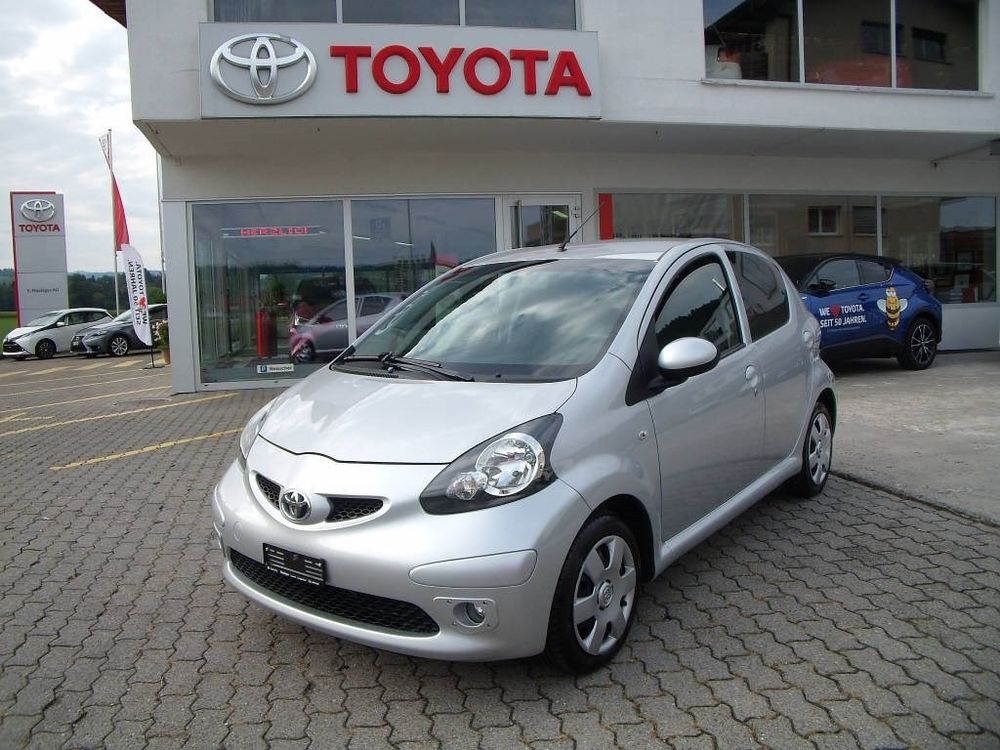 Toyota AYGO 1.0 Cool MMT