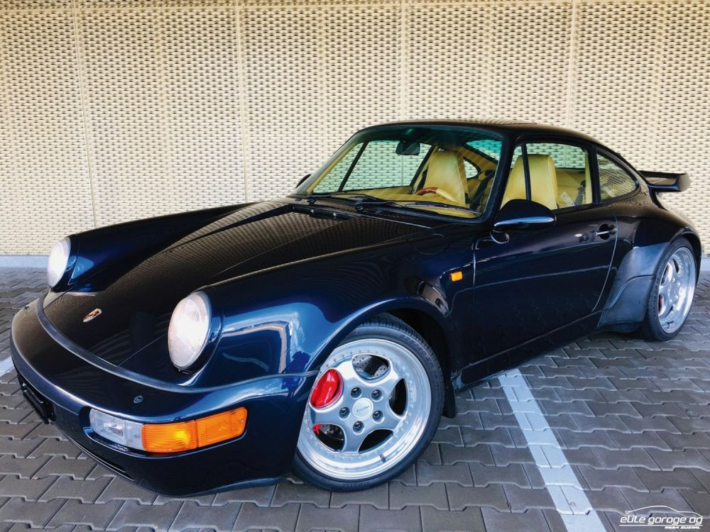 Porsche 911 Turbo II 3.6