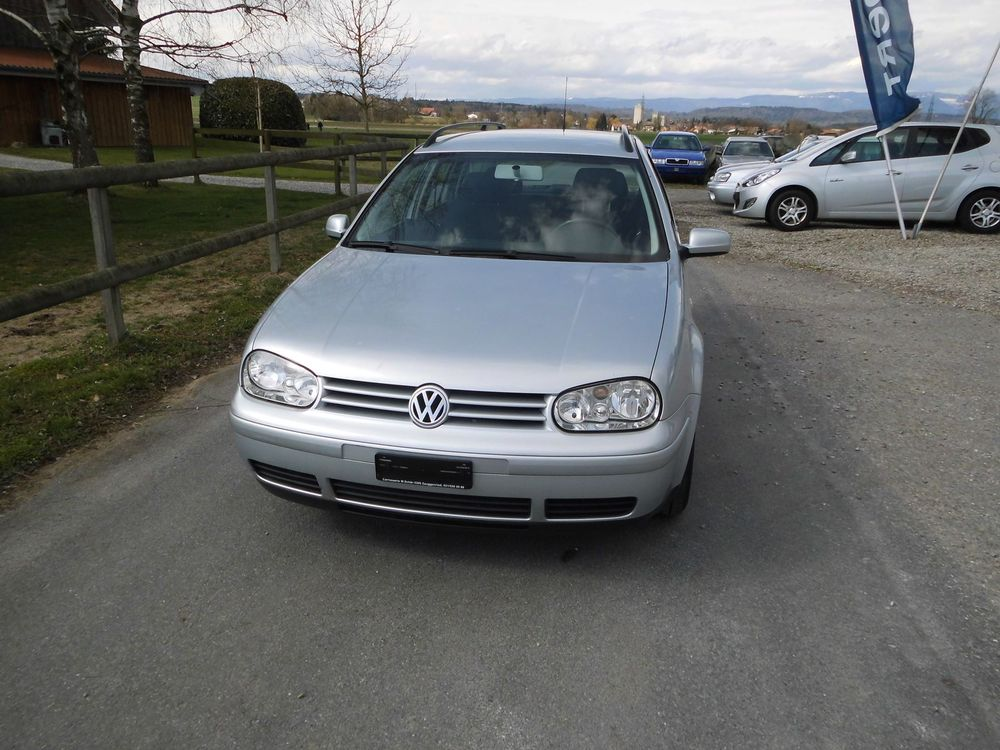 VW Golf Variant 2.0 Pacific