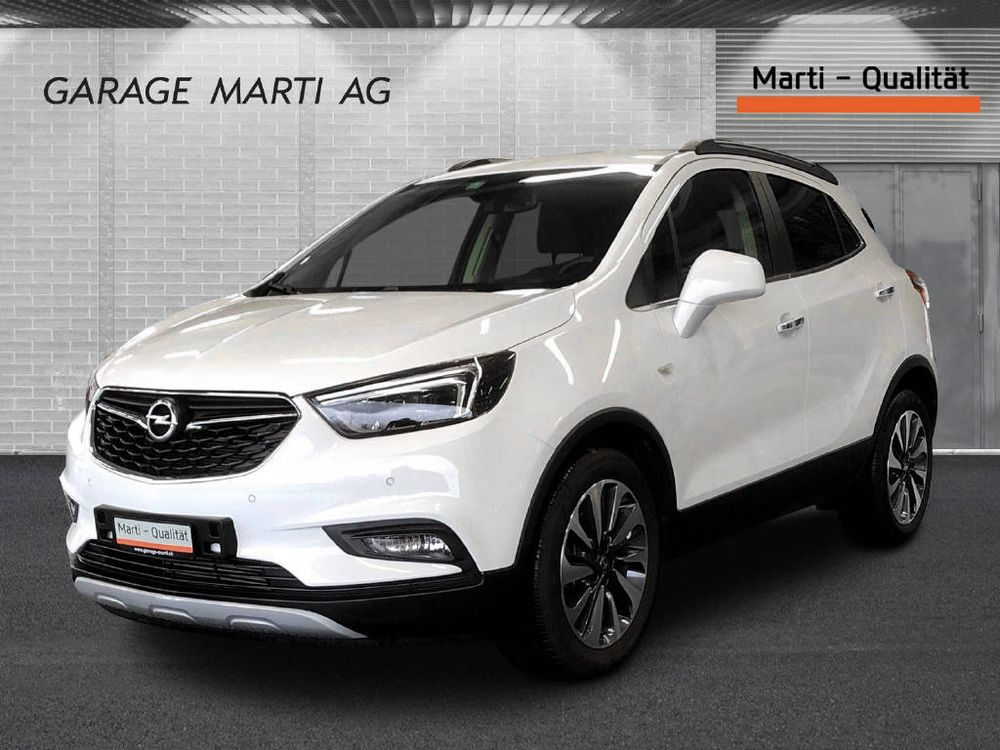 Opel Mokka X 1.4 Turbo Excellence 4x4
