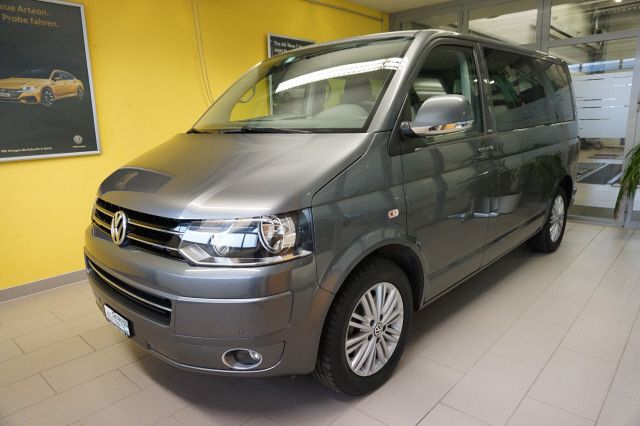 VW Multivan TDI Family Cup A