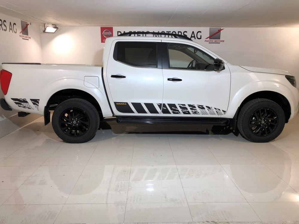 Nissan Navara Double Cab N-Guard 2.3 dCi 4WD A