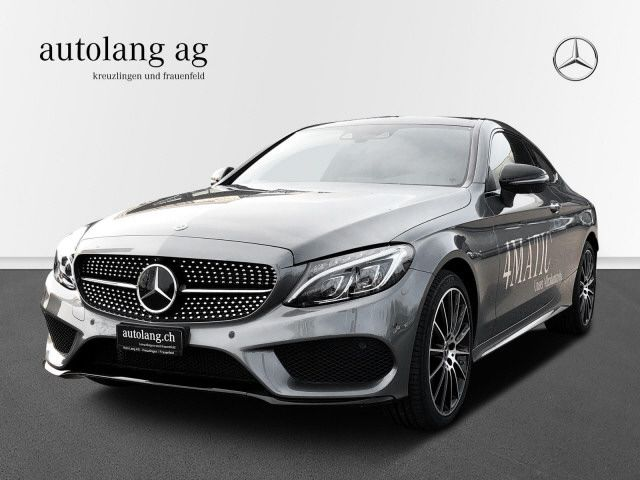 Mercedes-Benz C 250 d AMG Line 4Matic