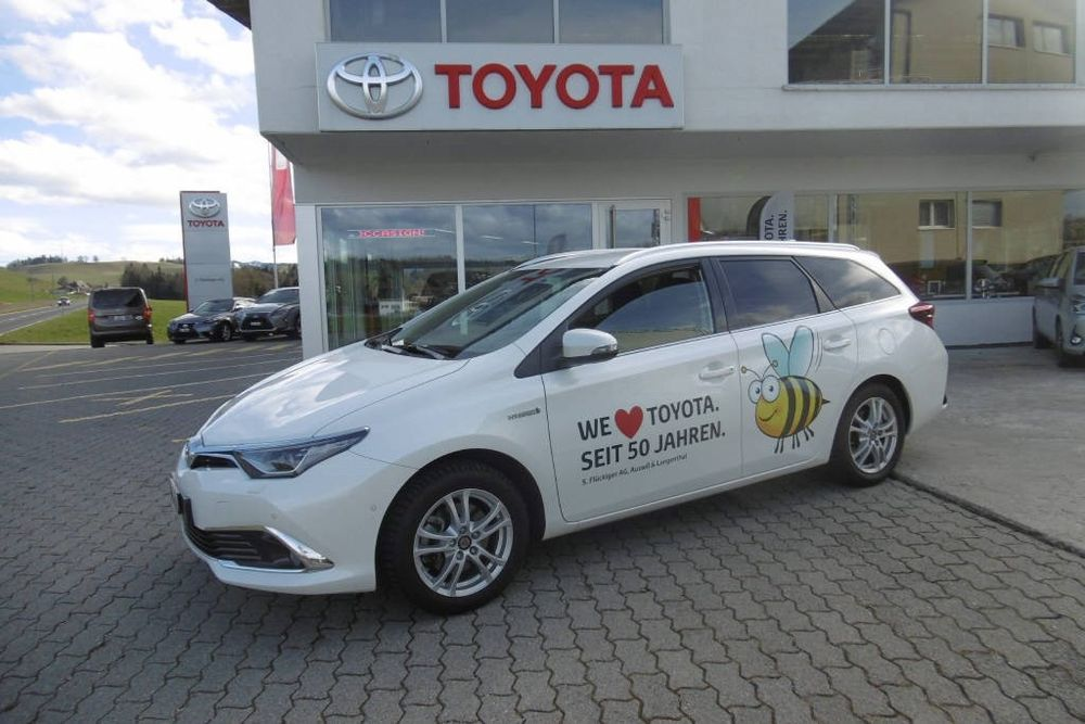 Toyota AURIS Touring Sports 1.8 HSD Sol