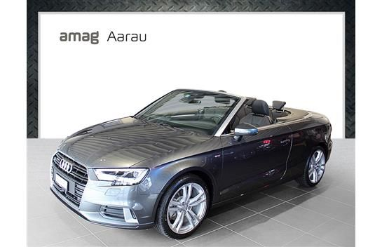 Audi A3 Cabriolet 2.0 TFSI Sport quattro S-t