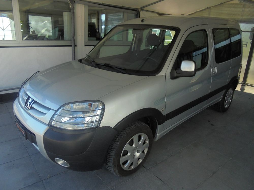 Peugeot Partner 1.6 Country