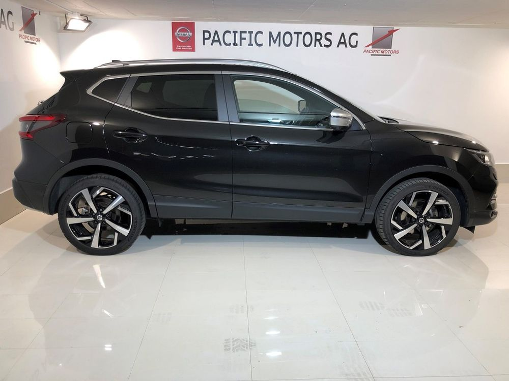 Nissan Qashqai 1.7 dCi tekna+ Xtronic ALL-MODE