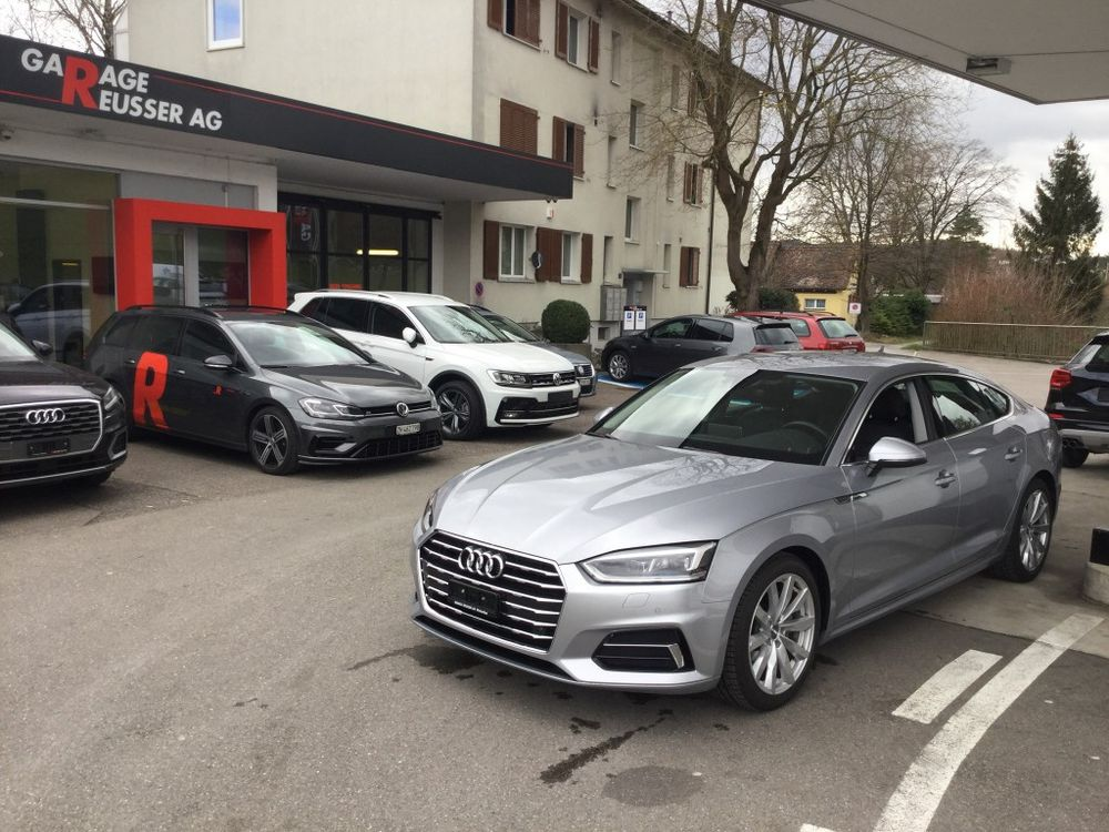 Audi A5 SPORTBACK 2.0 TDI DESIGN S-TRONIC AS