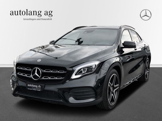 Mercedes-Benz GLA 250 AMG Line 4Matic
