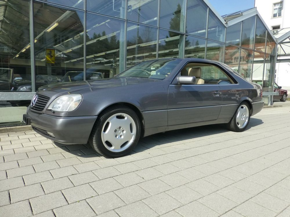 Mercedes-Benz CL (S) 500 Automatic