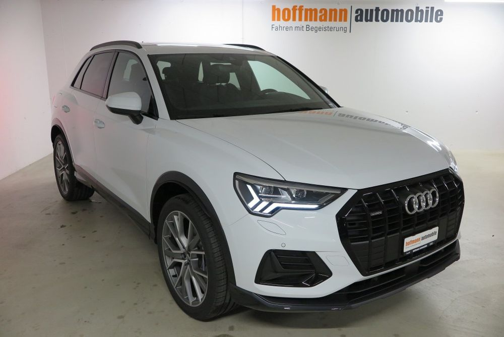 Audi Q3 40 TDI advanced quattro S tronic