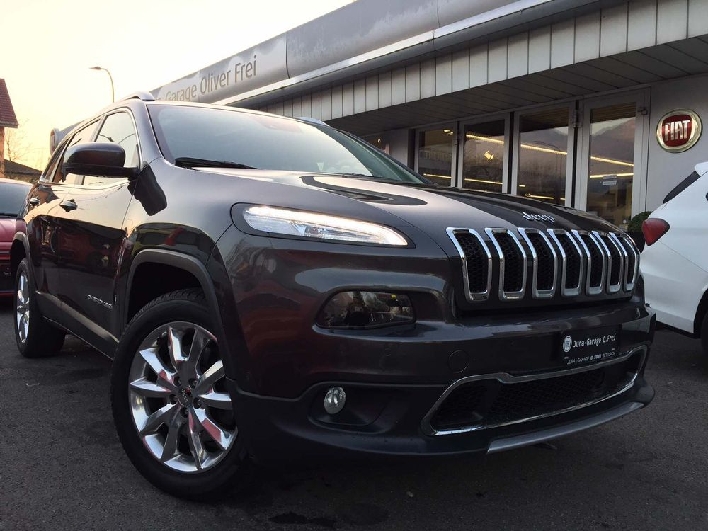 Jeep Cherokee 2.2 CRD 200 Limited AWD