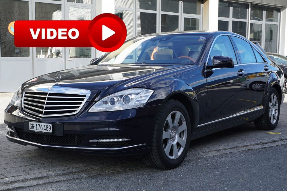 Mercedes-Benz S 400 Hybrid 7G-Tronic