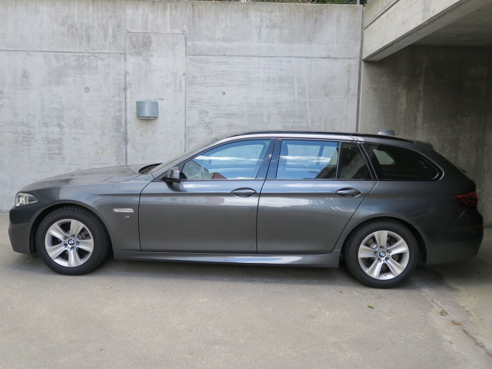 BMW 520d Touring xDrive Steptronic