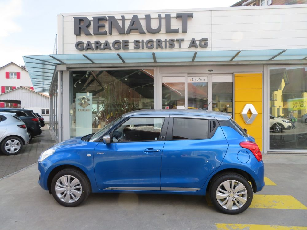 Suzuki Swift 1.2 Tradizio 4x4