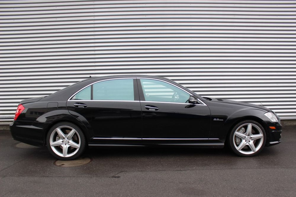 Mercedes-Benz S 63 AMG 7G-Tronic