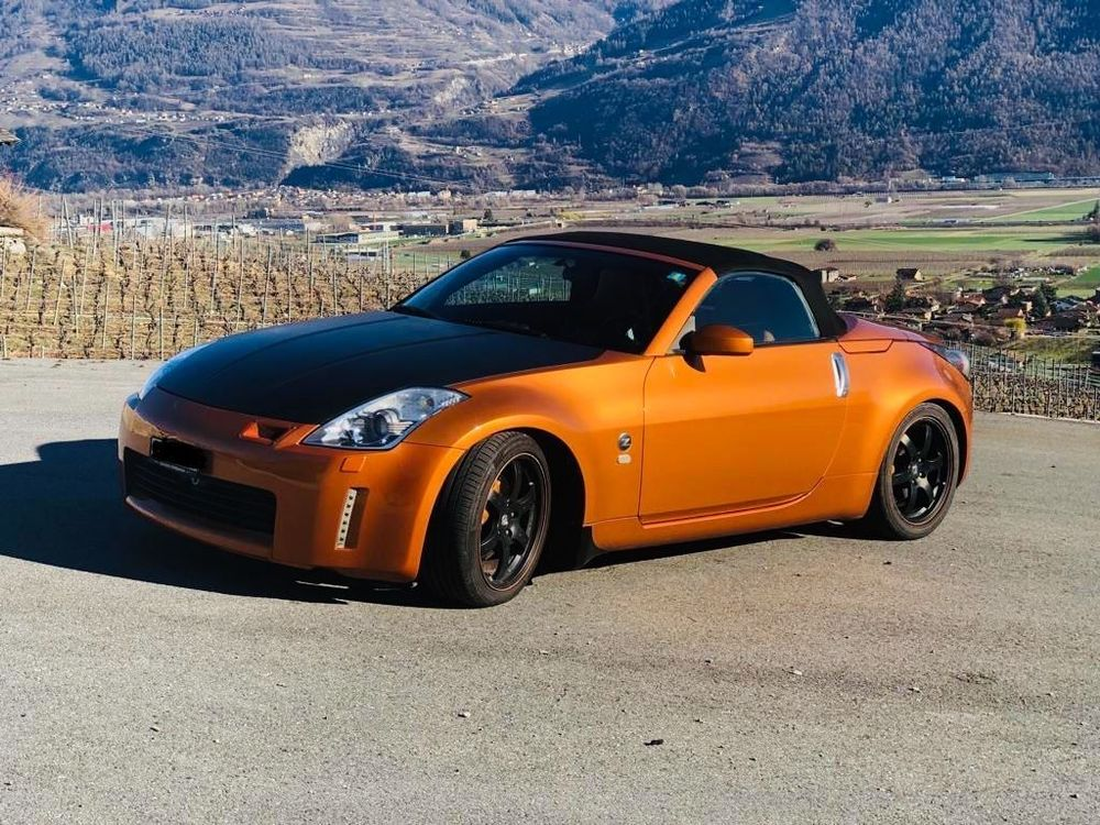 NISSAN 350 Z Roadster Pack