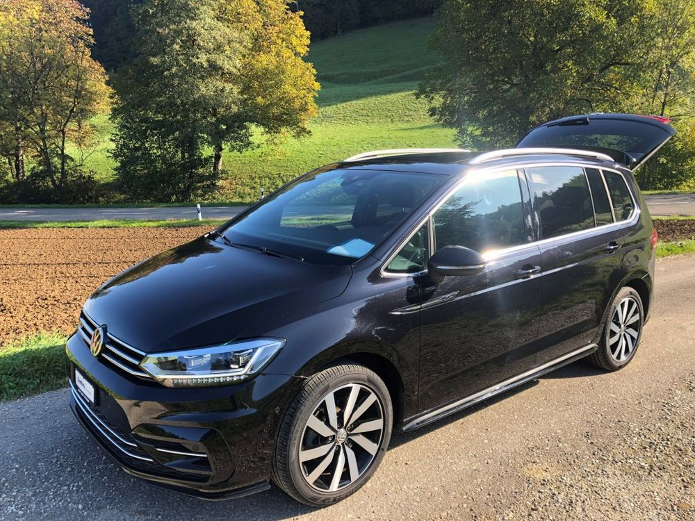 VW Touran 1.5 TSI BlueMotion Technology Hi