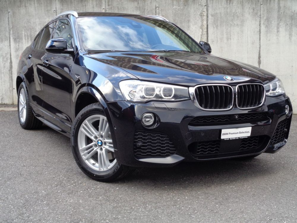 BMW X4 xDrive 20d Steptronic