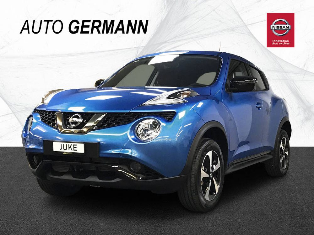 Nissan Juke 1.6 16V N-Connecta