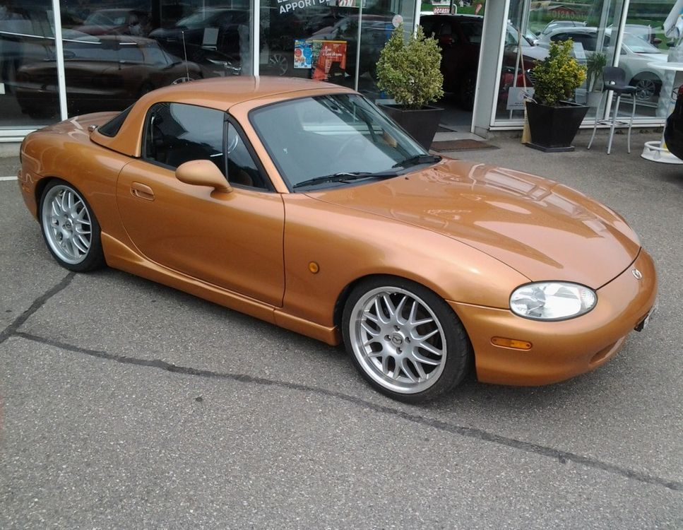 Mazda MX-5 1.8i-16 Youngster