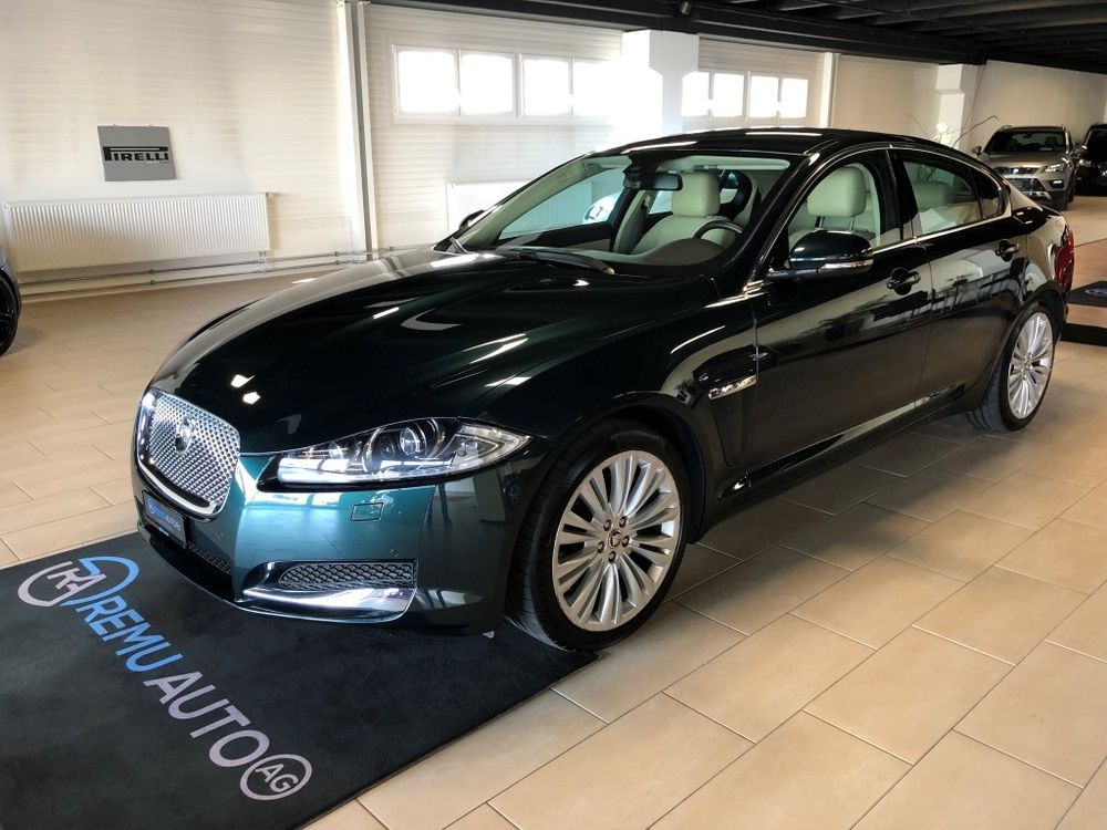 Jaguar XF 3.0 V6 S/C Luxury 4x4