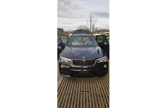 BMW X3 xDrive 20d xLine Steptronic