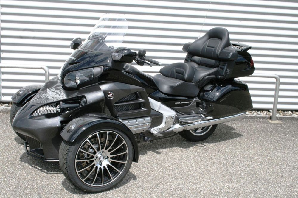 HONDA GL 1800 Gold Wing ABS Luxury Edition St