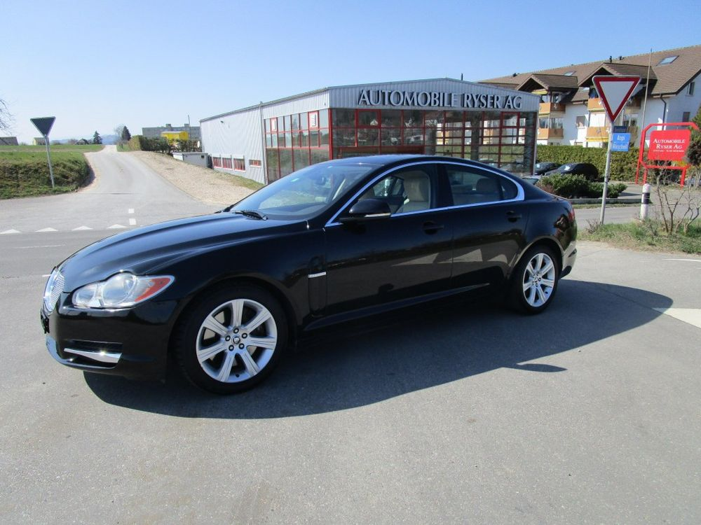 Jaguar XF 3.0d V6 Prem. Luxury