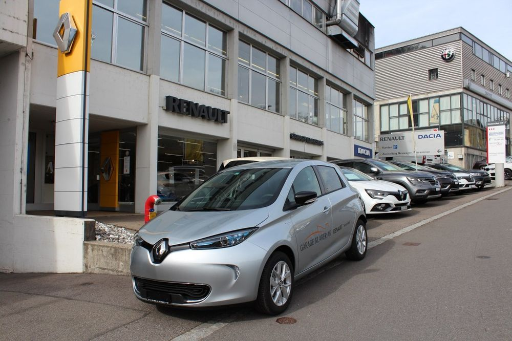 Renault Zoe FP Limited R110