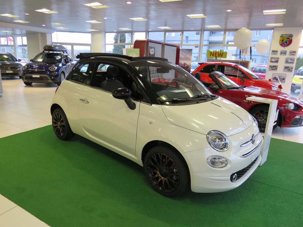 Fiat 500 C 0.9 T TwinAir 120th Annivers.