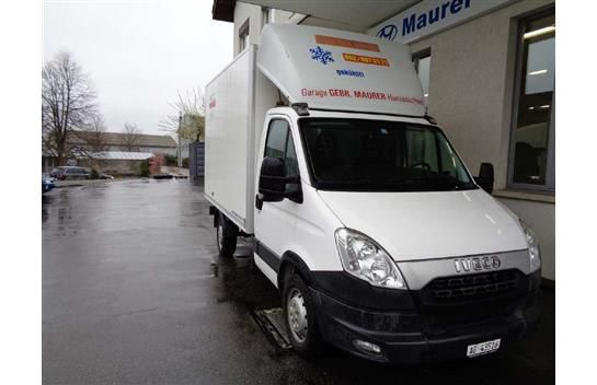 Iveco Daily 35 S 13 K.-Ch. 3450 2.3 HPI 126