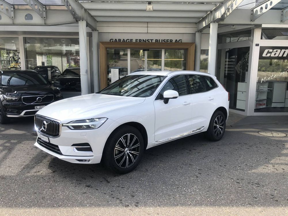 Volvo XC60 2.0 D4 Inscription AWD
