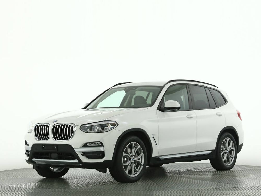 BMW X3 25d xDrive paddles
