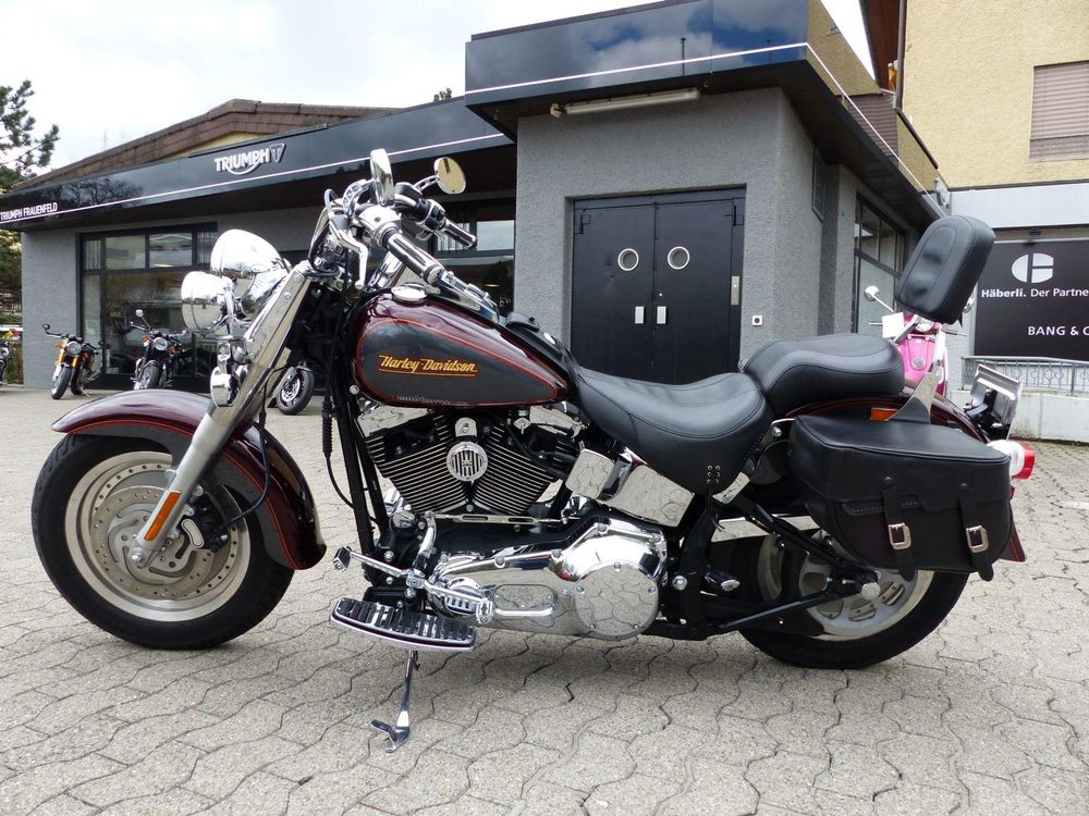 HARLEY-DAVIDSON FLSTF 1450 Softail Fat Boy