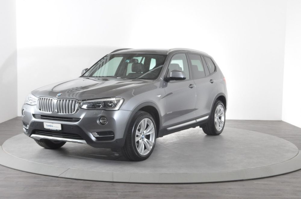 BMW X3 xDrive 35i xLine Steptronic