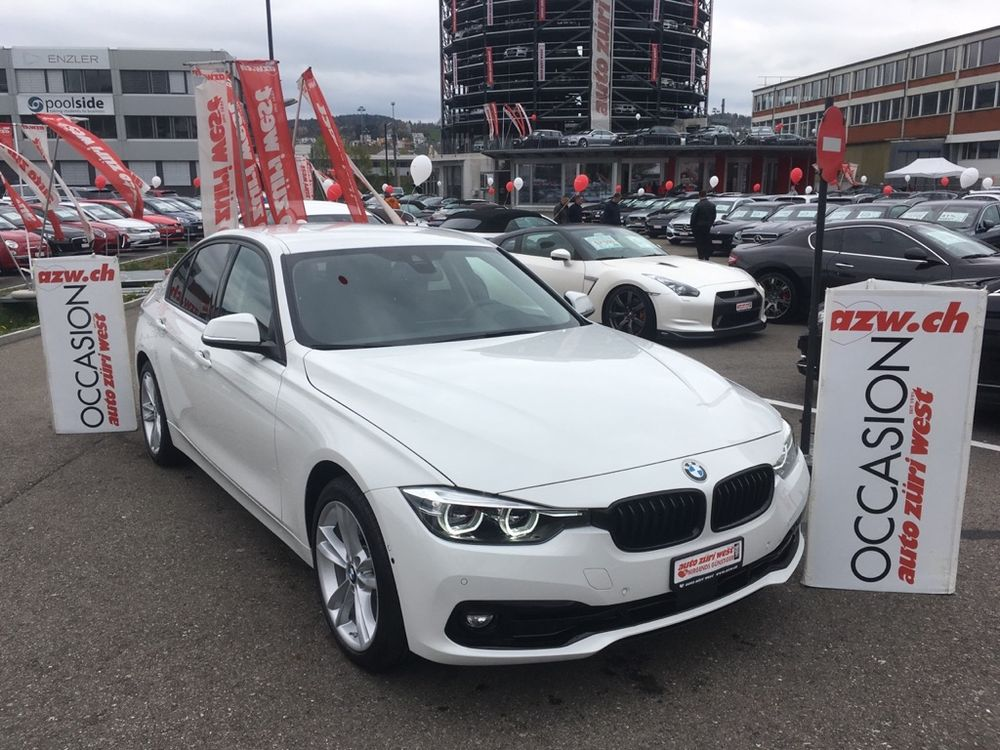 BMW 320d xDrive Edit. SportLine Steptr.Auto