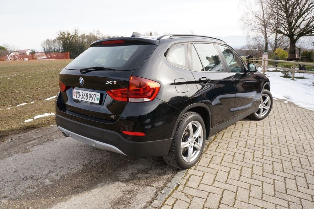 BMW X1 sDrive 18d Steptronic