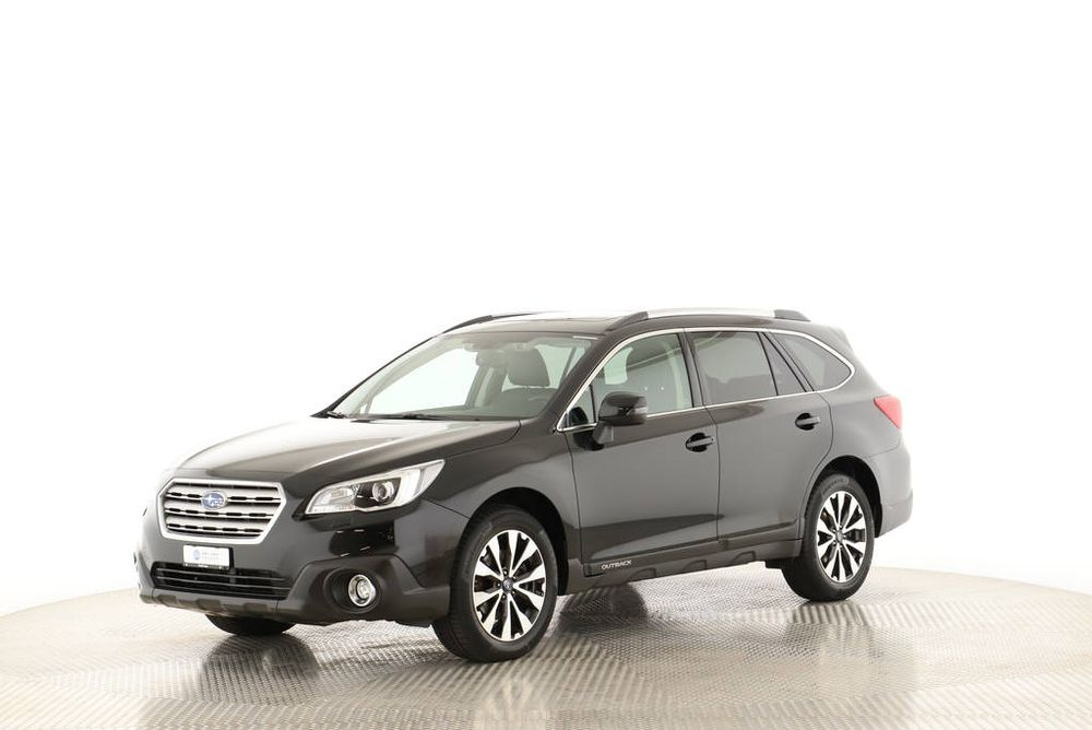 Subaru Outback 2.0 D Luxury
