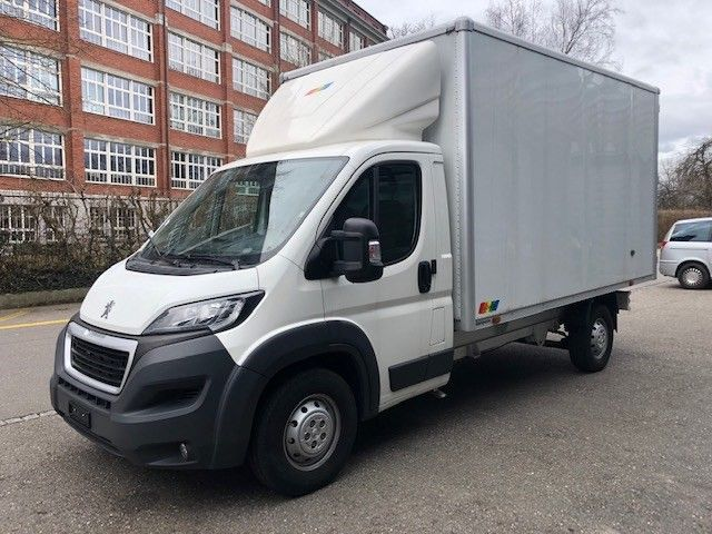 Peugeot Boxer 2.0 HDI 335 Conf. L3 Alukoffer